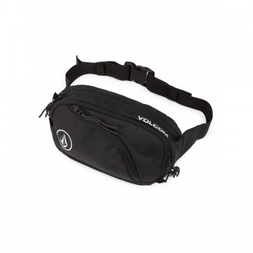 VOLCOM BAGS WAISTED PACK BLK O/S