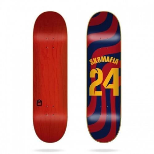 """SK8MAFIA Barci 8.1""""x32"""" Sk8Mafia Deck"""