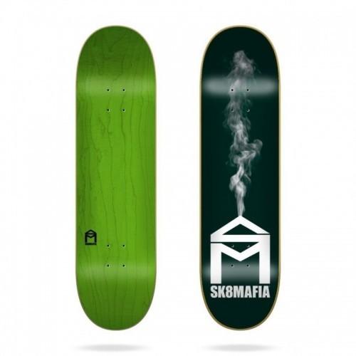 "SK8MAFIA House Logo Smoke 8.25""x32"" Sk8Mafia Deck"
