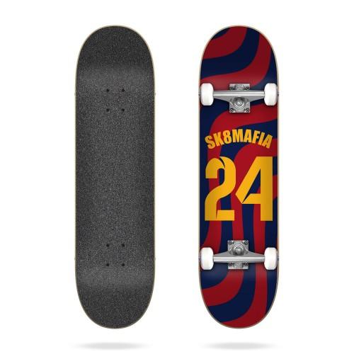 """SK8MAFIA Barci 7.5""""x31.60"""" Sk8Mafia Complete"""