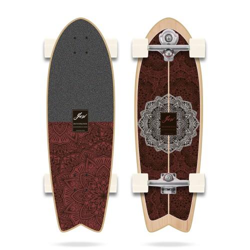 "YOW Huntington Beach 30"" Power Surfing Series Yow Surfskate"