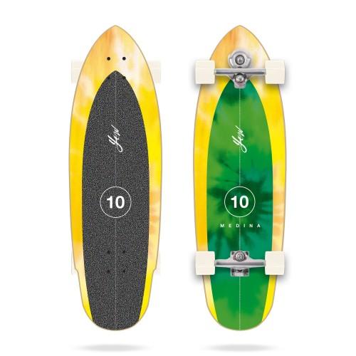"YOW Medina Tie Dye 33"" Signature Series Yow Surfskate"