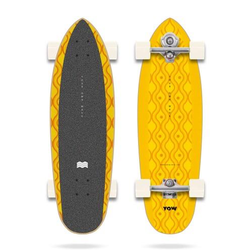 "YOW J-Bay 33"" Power Surfing Series Yow Surfskate"