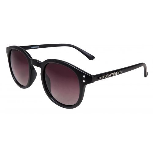 Independent Sunglasses Barrier Sunglasses Black Matte O/S