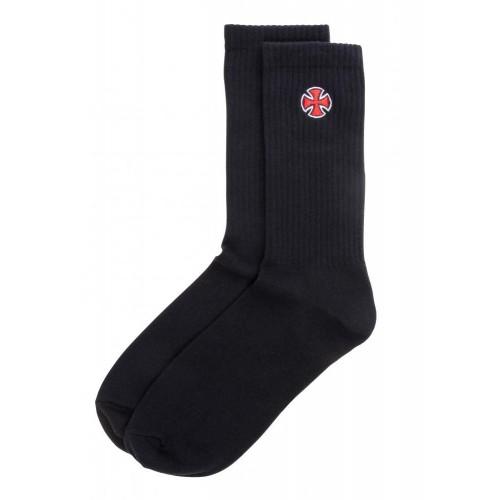 Independent Sock Cross Sock Black INA-SCK-9902