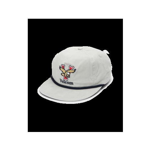 VOLCOM HEADWEAR SODA CAP GREY O/S