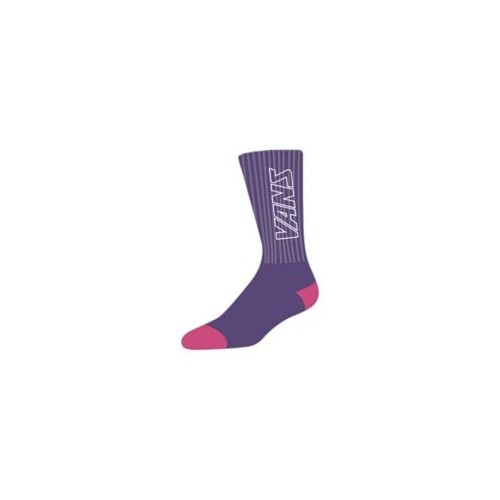 MN Socks RETRO SPORT CREW Heliotrope, 38.5/42