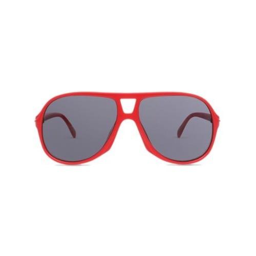 MN sunglasses seek shade racing red