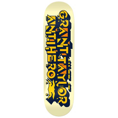 ANTIHERO DECK TAYLOR GRANTA MONICA AIRLINES 8.18 X 31.84