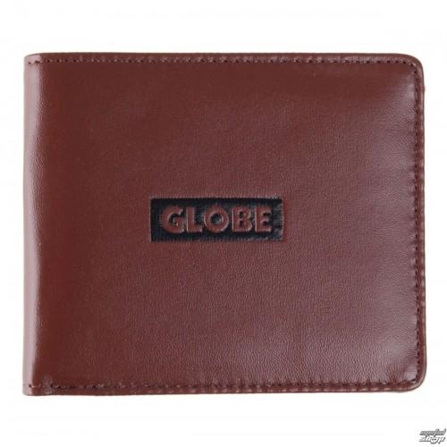 GLOBE WALLETS Corroded II Wallet Brown 1Sz