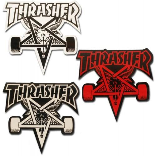 Thrasher Stickers Skategoat