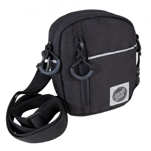 Santa Cruz Bag Connect Shoulder Bag Black O/S
