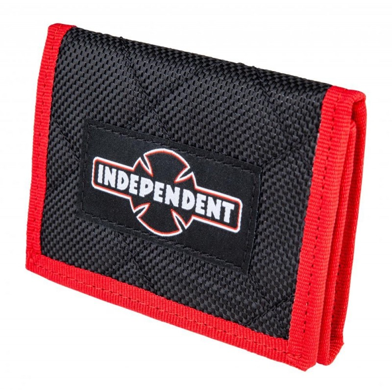 Independent Wallet Dual Pinline O.G.B.C Wallet Black O/S