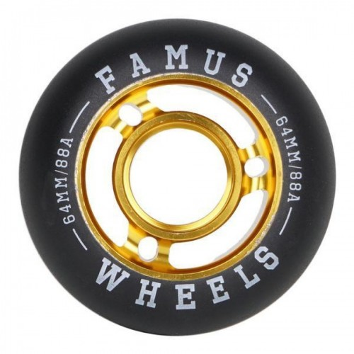 FAMUS Wheel Furious 64/88A  /ROLLER inline