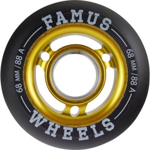 FAMUS Wheel Furtive 68/88A  /ROLLER inline