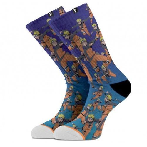 PRIMITIVE SOCKS SHADOW CLONE BLUE