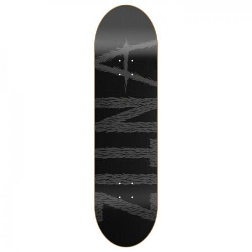 Boards Antiz Team BIG SCRIPT Black Grey 8.2 x 31.625