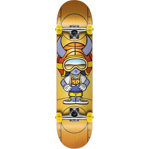 "Speed Demons Characters Skateboard Complet (7"" - Baller)"